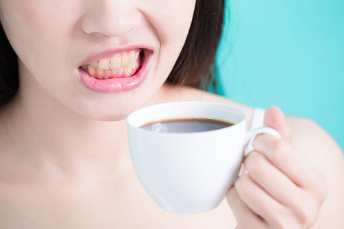 ازالة -اصفرار- الاسنان